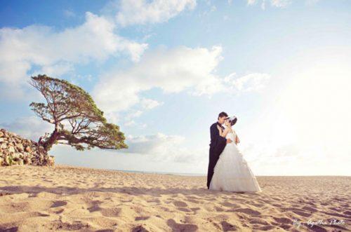 pantai pok tunggal di jogja untuk prewedding romantis