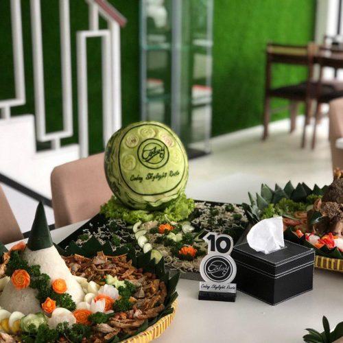 Coday Skylight Resto Jogja Buka / Opening