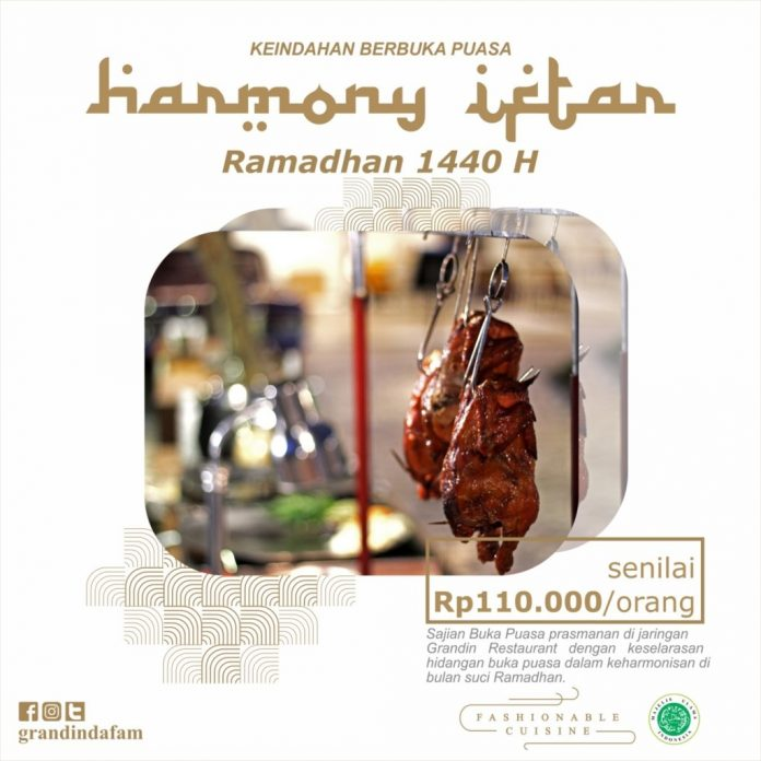 Restoran All You Can Eat  GRAND DAFAM ROHAN JOGJA