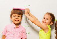 tabel tinggi badan anak yang ideal
