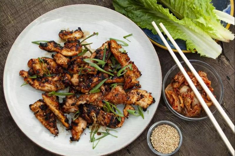 Korean Dishes For Beginners
