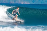 The Best Surf Spot in Indonesia