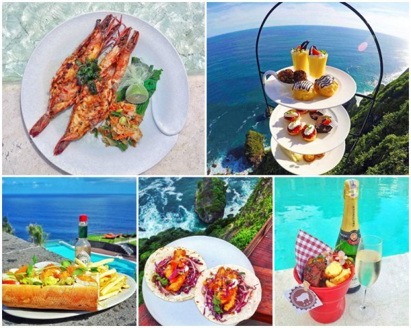 Restaurants with Beautiful and Exotic Views in Bali