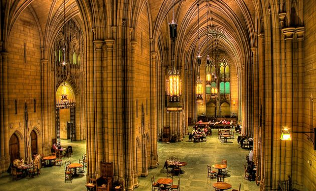 Cathedral of learning pittsburg