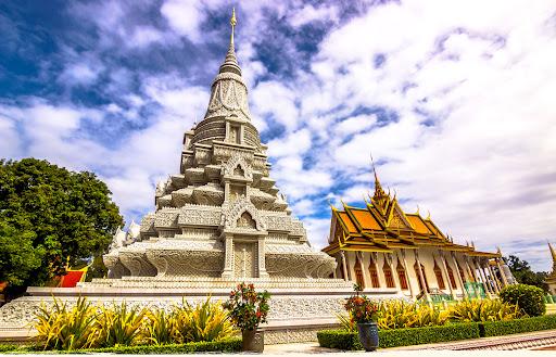 Famous Tourist Spots In Cambodia