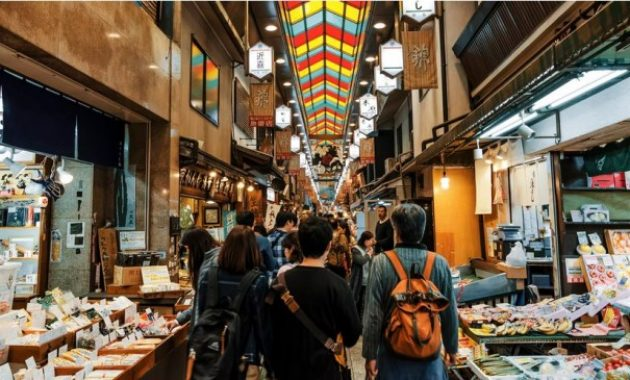 Food Markets You Must Visit in Tokyo